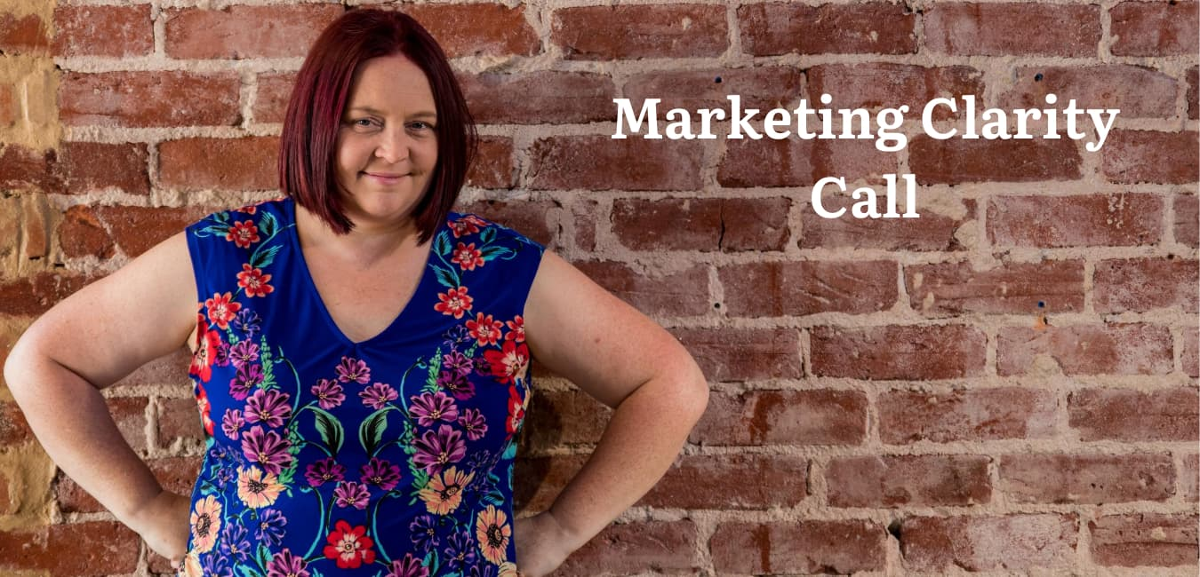 Sign up for your free marketing coaching call